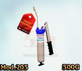 Bomba Balde Para Graxa 500g Yamaguchi B205