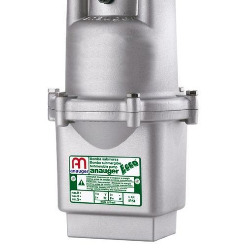 "Bomba D'água Elétrica Submersa Vibratória 3/4"" Ecco 220V 300w Anauger"