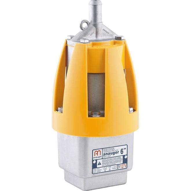 Bomba D'água Elétrica Submersa Vibratória 6