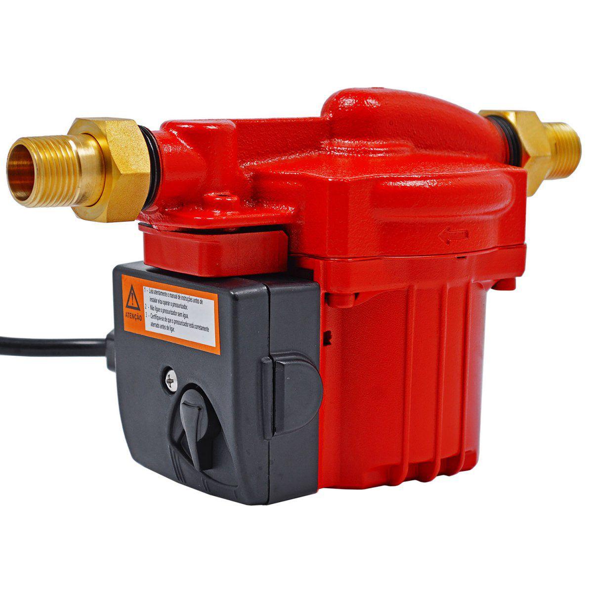 Bomba Pressurizadora de Água 120w 127v Worker
