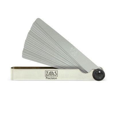 Calibre de Folga com 20 Laminas 0,05-1,0mm ZAAS