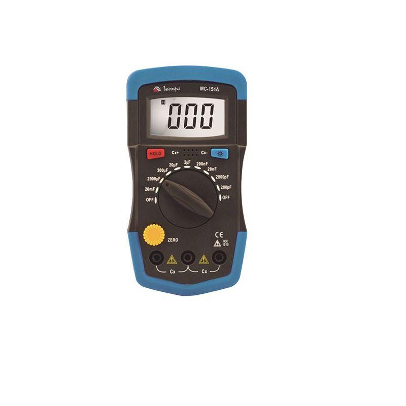 Capacímetro Digital MC-154A Minipa