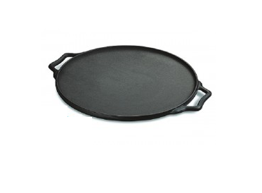 Chapa Disco Côncava Ferro Fundido 45 Cm