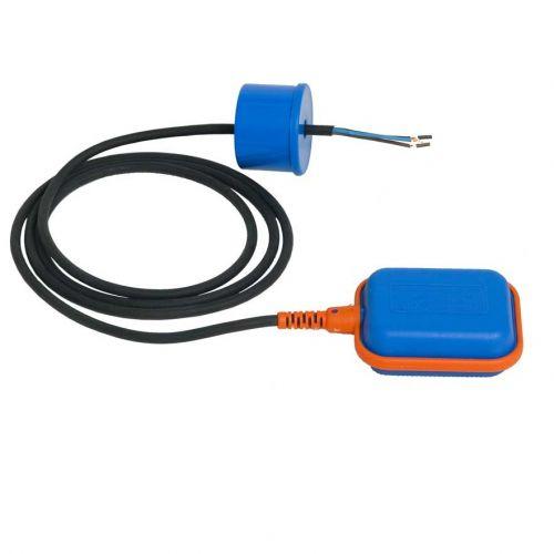 Chave Boia Elétrica / Regulador de Nível Caixa D´Água Superior e Inferior Automática MG CB-2012 15A Margirius