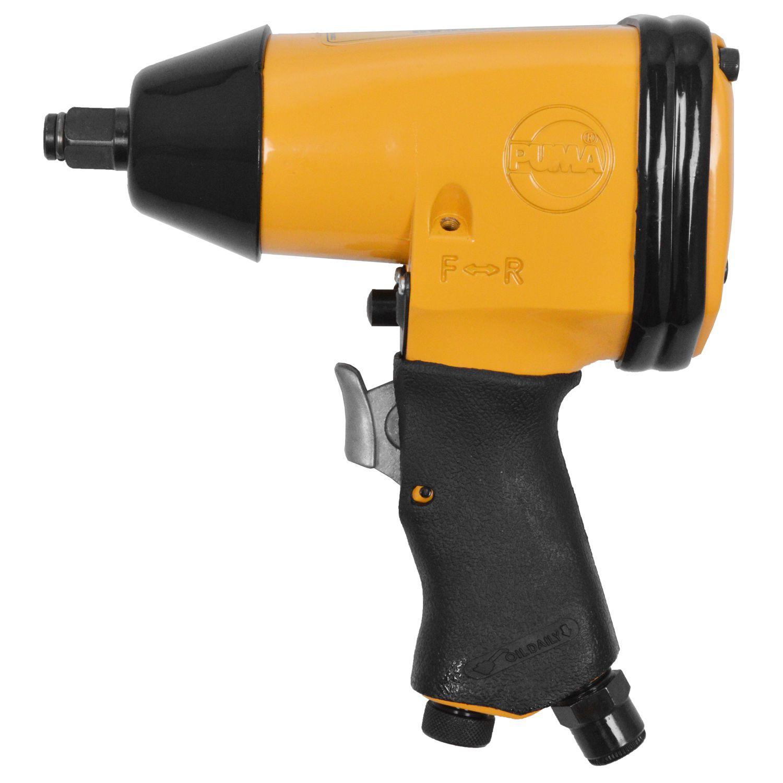 Chave de Impacto Pneumática 1/2 Torque 31,7 Kgf 7000 rpm AT-5040 Puma