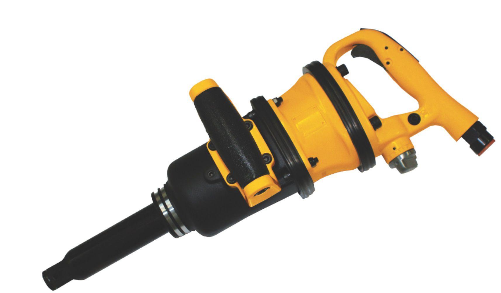 Chave Impacto Pneumática 1 Longa Torque 258 Kgf 5000 rpm AT3882-6 Puma
