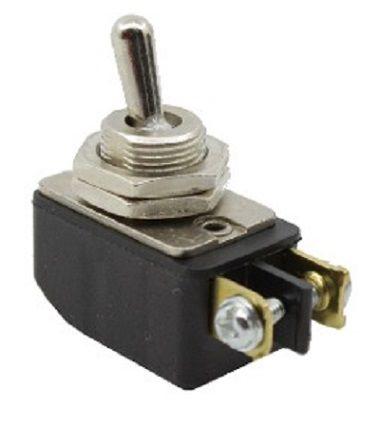 Chave / Interruptor de Alavanca Unipolar Metal L/D 6A CS-301D Margirius