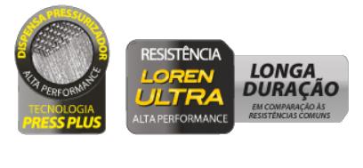 Ducha Chuveiro Acqua Storm Ultra Preto Cromado Lorenzetti 220v 6800w