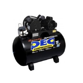 Compressor Ar Nbpvs 10/175H 2CV 2P Trifásico Peg