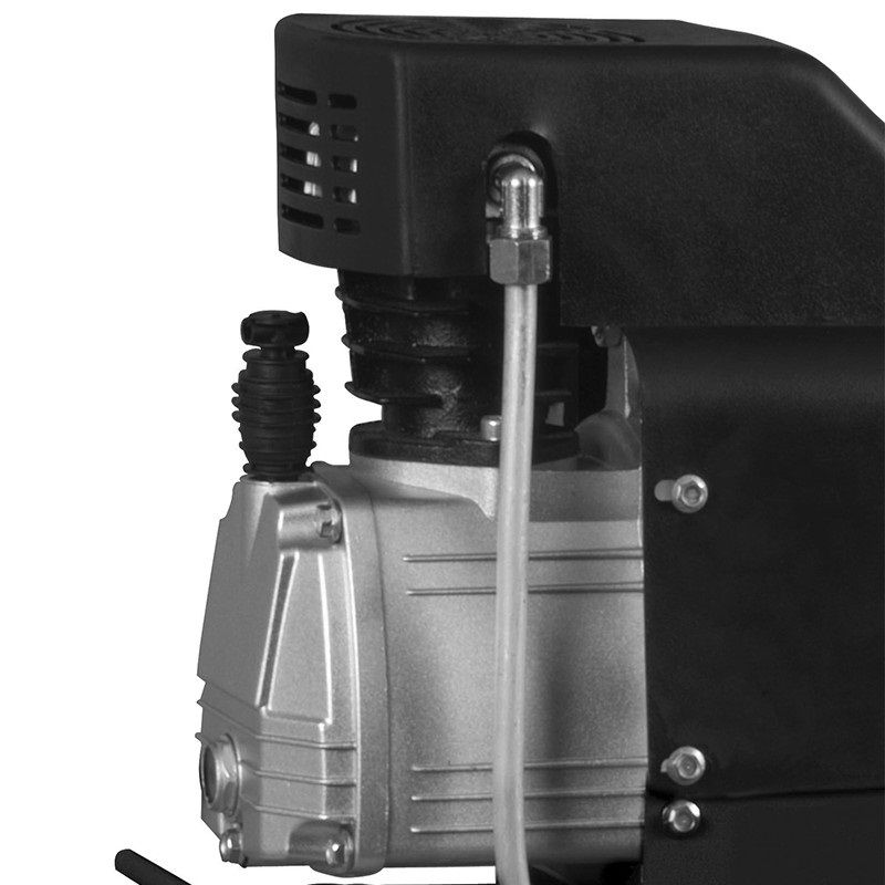 Compressor de Ar Hobby CSA 8,2 / 25L 2CV 127v Pratic Air Schulz