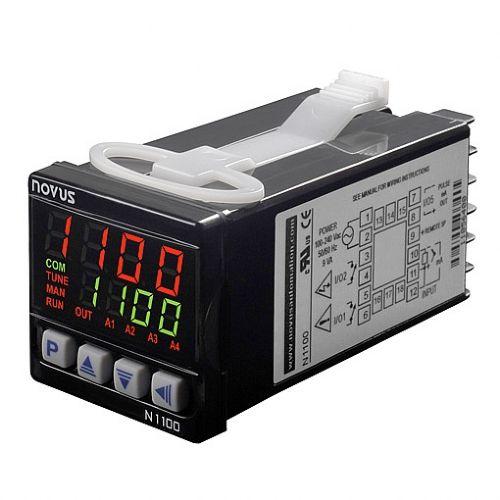 Controlador de  Processos Universal N1100 Usb Novus