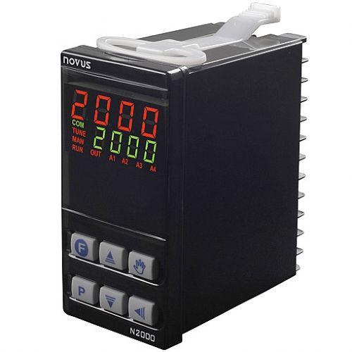 Controlador de Processos Univ. N2000 Com Rs485 Novus