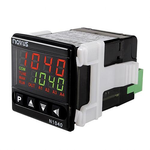 Controlador de Temperatura N1040 Prr Novus