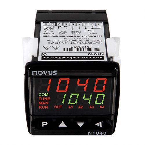 Controlador de Temperatura N1040 Prrr Usb Novus