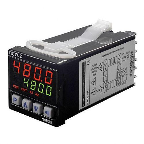 Controlador de Temperatura N480d - Rrr - Usb Novus