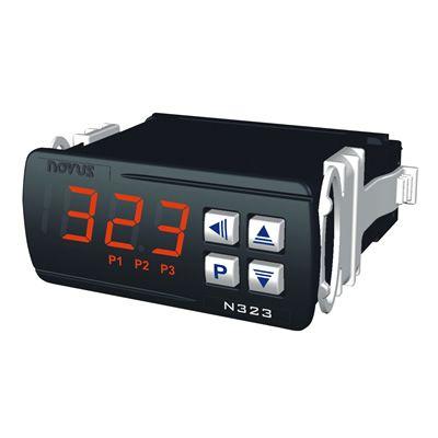 Controlador de Umidade N323 - Rht Novus
