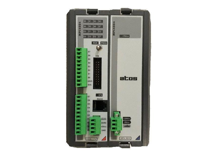 Controlador E Programador CLP MPC4004.11 E/S Npn 24vcc Atos