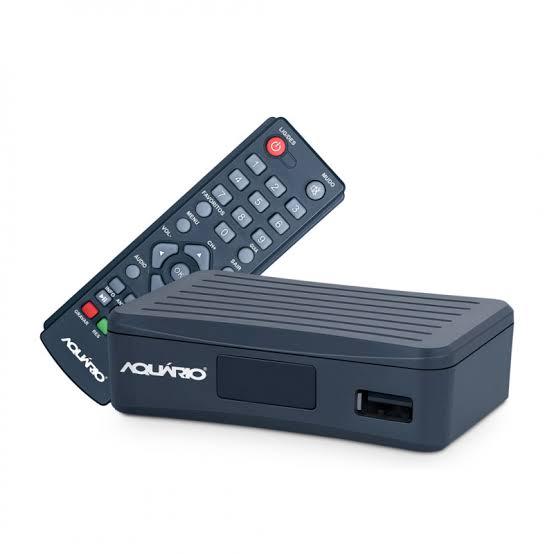 Conversor e Gravador Digital Full HD DTV-4000S Aquário