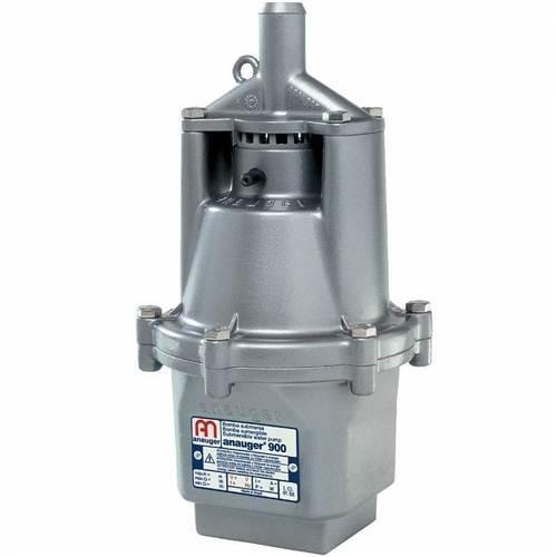 Bomba D'água Elétrica Submersa Vibratória 900 220V 450w Anauger