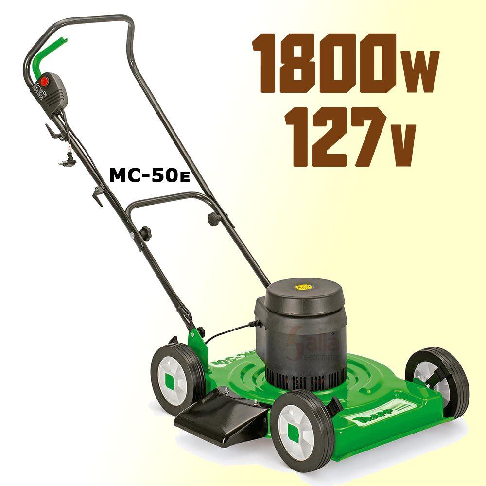 Cortador de Grama Elétrico 127V 1800W 60 Hz MC50E Trapp