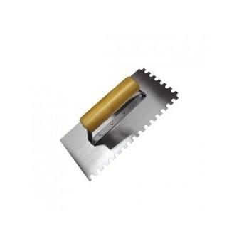 Desempenadeira Dentada 255mm x 120mm F193 Black Jack