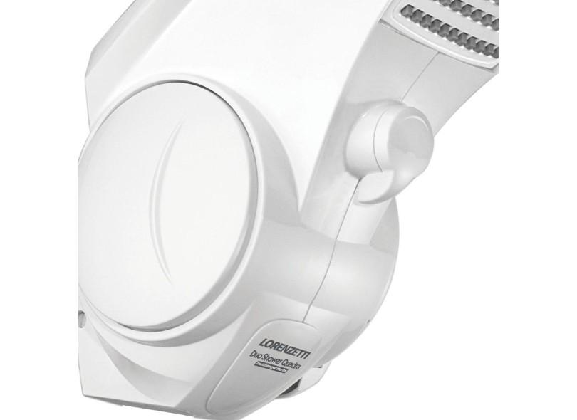 Ducha Chuveiro Duo Shower Quadra Eletrônica 220v 7500w