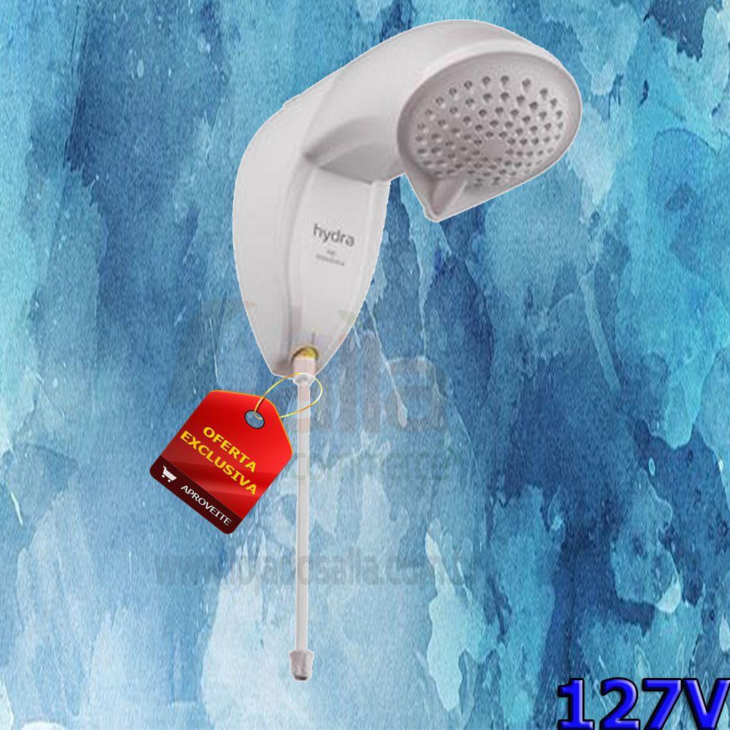 Ducha Eletrônica Nd 127v 5500w Hydra