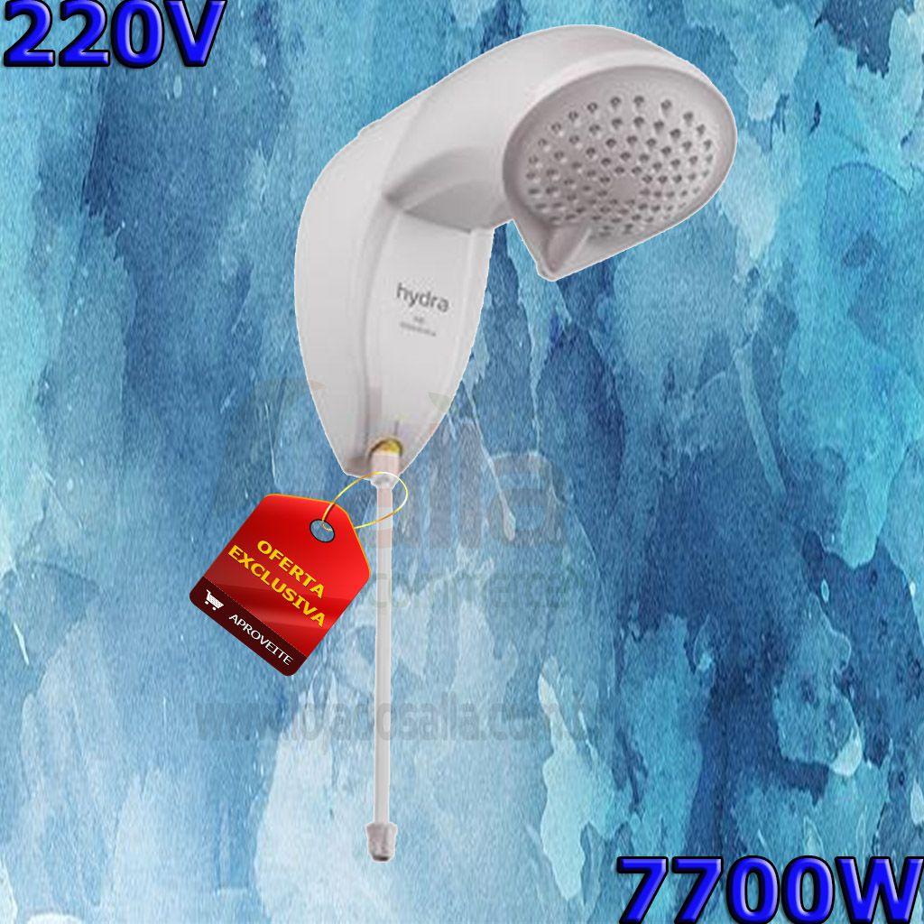 Ducha Eletrônica Nd 220v 7700w Hydra