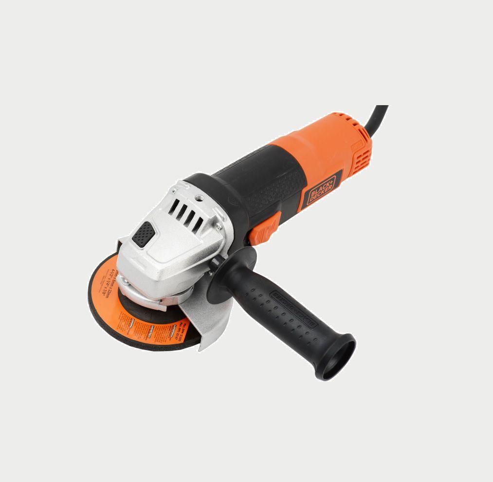 Esmerilhadeira / Lixadeira Elétrica 4 1/2 Pol 820w 127v Black Decker