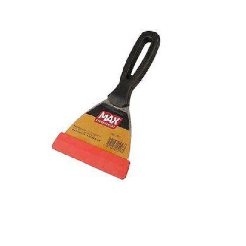 Espatula para Rejunte 10 cm Flexível com Cabo Plástico Max Ref 12810