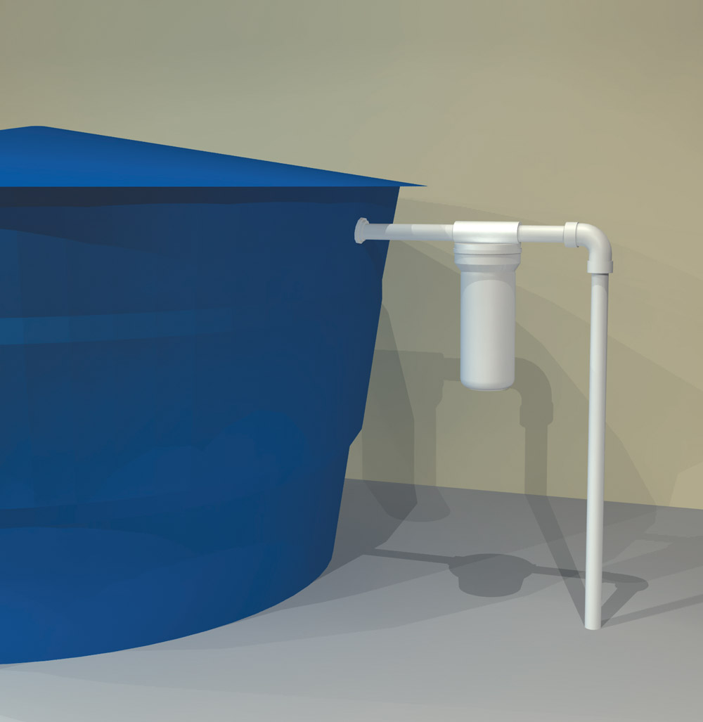 Filtro Loren Acqua 9