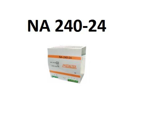 Fonte Chaveada 110-220v/24v 10 Amp NA 240-24 Metaltex
