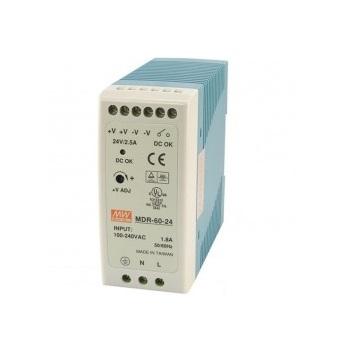 Fonte Chaveada 110-220v/24v 1 Amp MDR 20-24 Metaltex