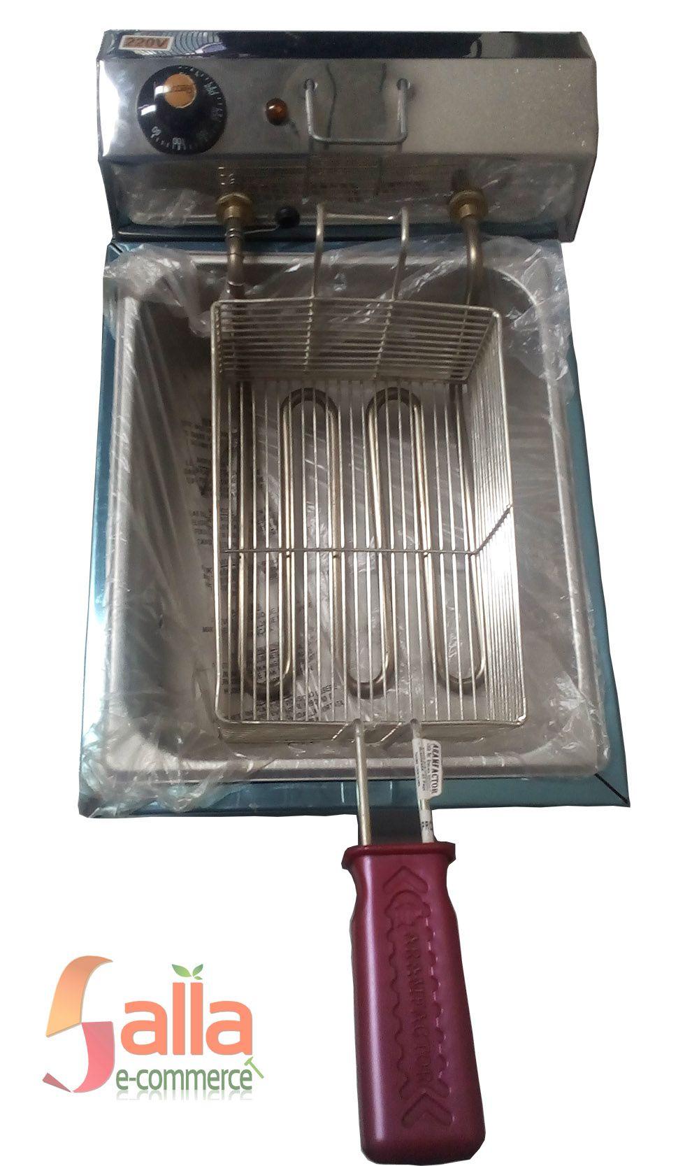 Fritadeira Eletrica 1 Cuba 220V Record
