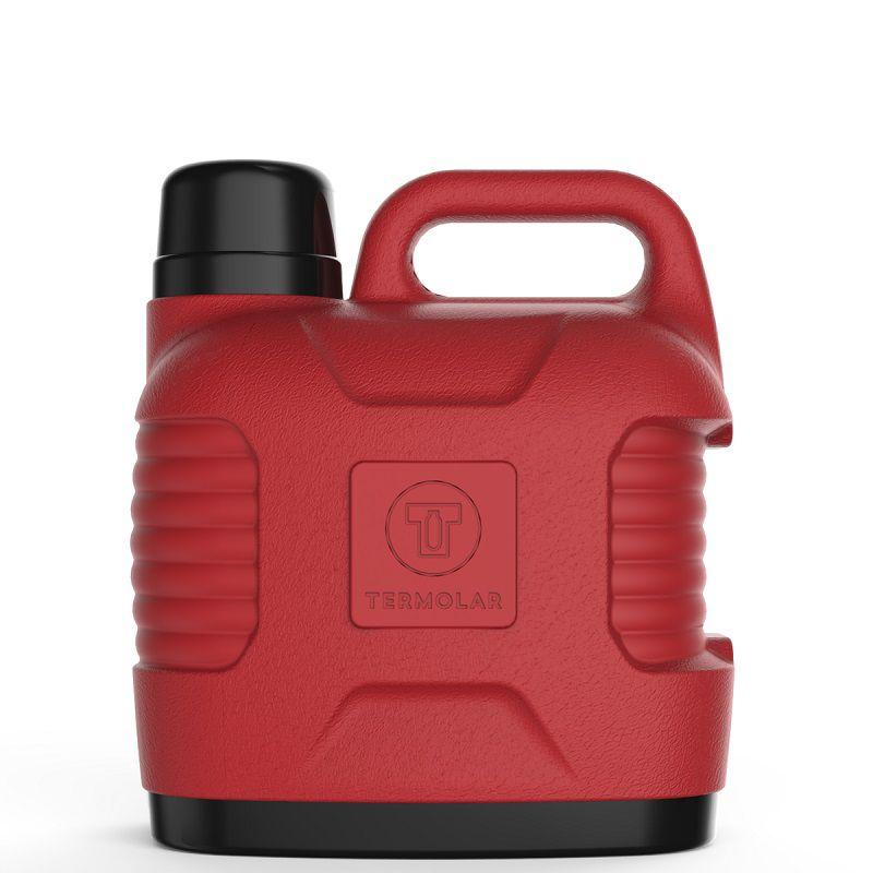 Garrafão Térmico Quente / Frio 5 Litros Termolar Vermelho