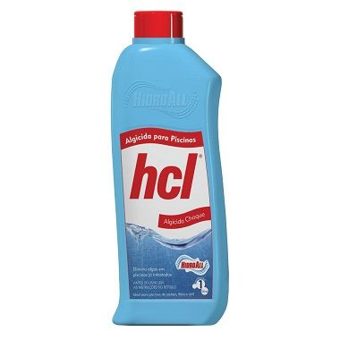 Hidroall Algicida Choque 1L