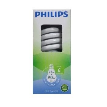 Lâmpada Compacta 23w x 127v Espiral Philips
