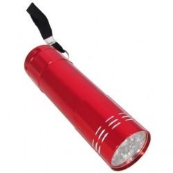Lanterna Alumínio 9 Leds