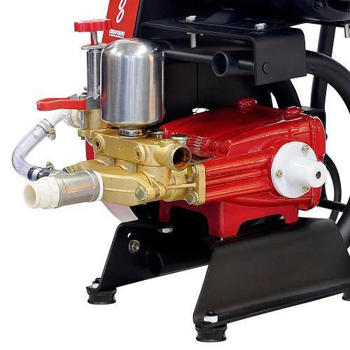 Lavadora Alta Pressão Elétrica Prof. Mono Mangueira 3/8 Motor 3HP Chiaperini LJ3100 220V c/ Carrinho