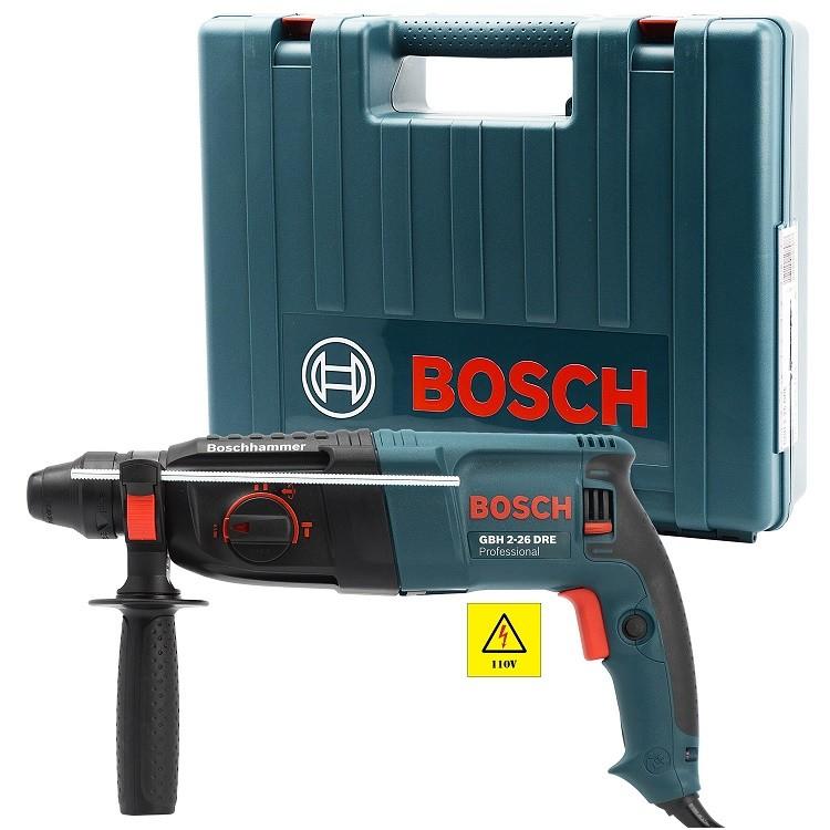 Martelete Perfurador Rompedor GBH 2-26 127v Bosch
