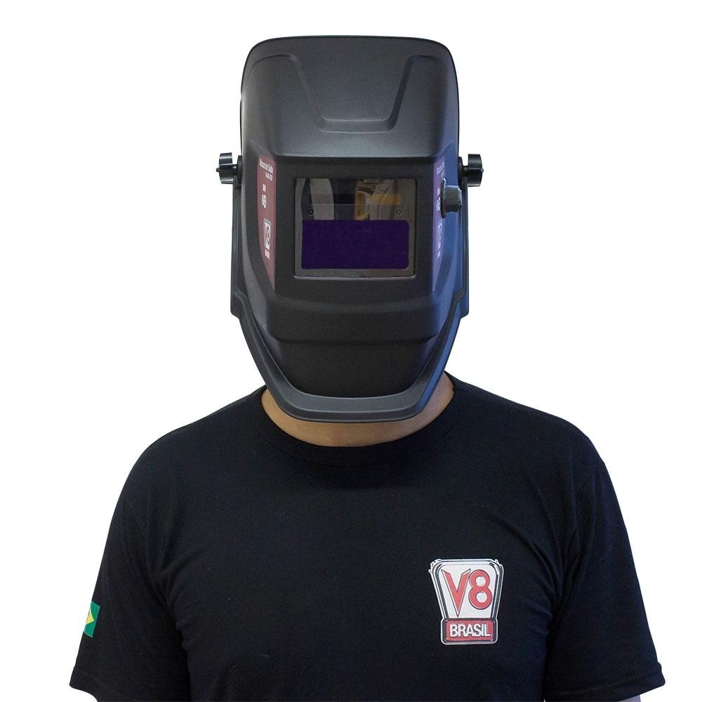 Máscara De Solda Cr2 V8