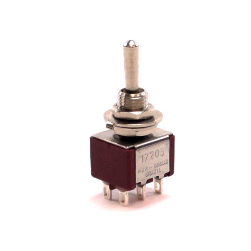 Micro Chave Inversora Bipolar 17205 Margirius
