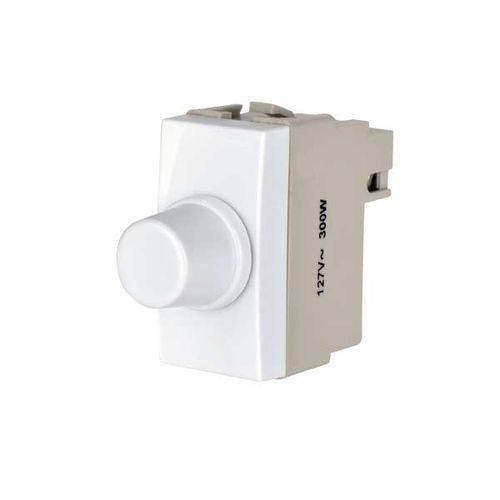 Módulo Variador 300w Luz e Velocidade Dimer 127V Margirius Sleek Branco PA015813