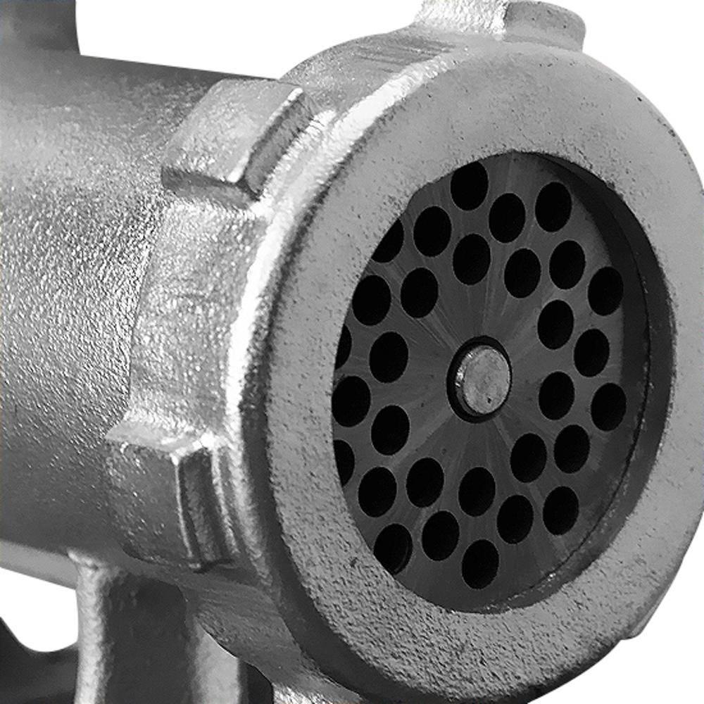 Moedor Picador Manual de Carne B22 Prato Aluminio Mimoso Original
