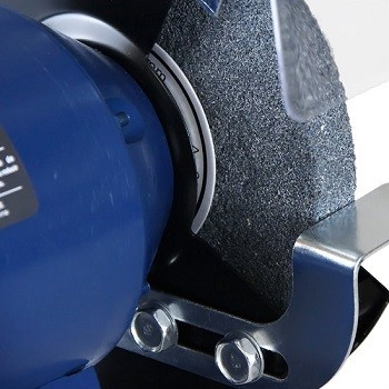 Moto Esmeril Bancada 368w 6pol Bivolt Motor +Potente Tramontina