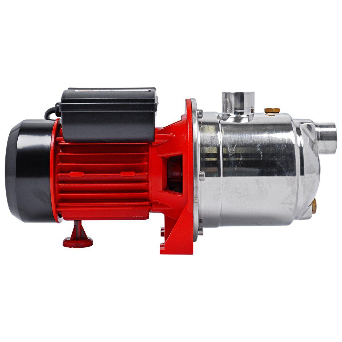 Motobomba Elétrica Autoaspirante 1/2CV Worker