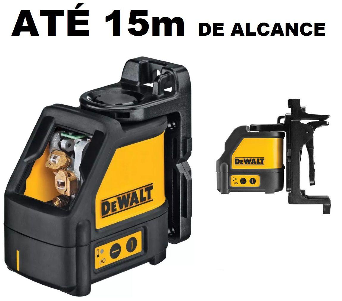 Nivel a Laser Auto Nivelador de Linha DW088K Dewalt