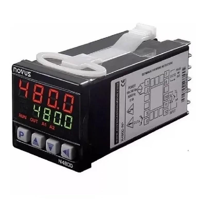 NOVUS - PLACA RELE SPDT P/ N480D, N110 E N1200