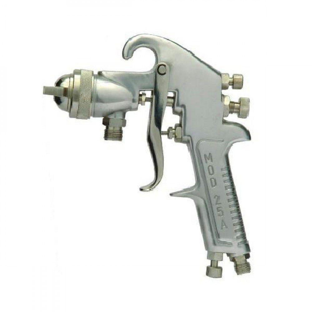Pistola de Pintura Mod 25A T 1,0 Tanque Pint. Arprex