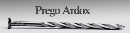 Prego Ardox Gergau 18x30